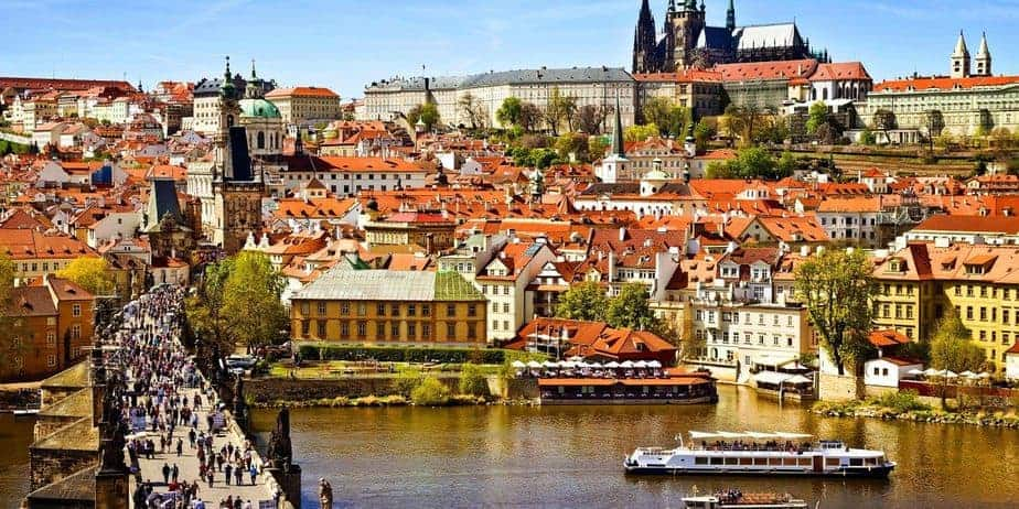 Prague Art ,Design and Culture