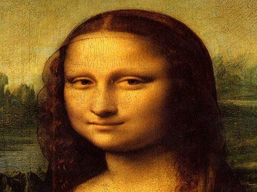 Renaissance Style painting of Mona Lisa