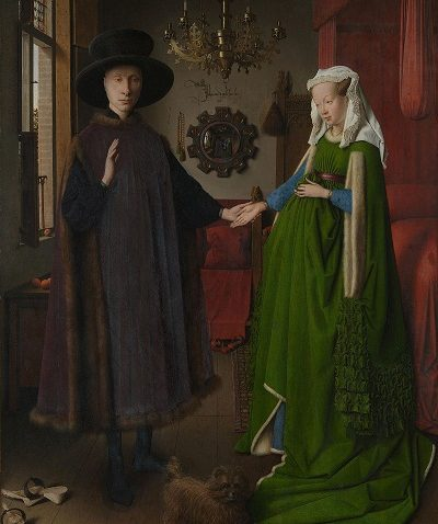 Arnolfini Wedding The Northern Renaissance