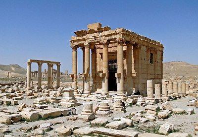 Baal Temple – Palmyra