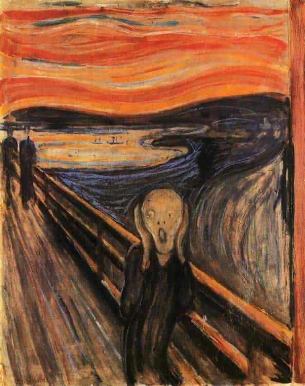 Expressionism - The Scream