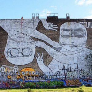 Street Art Berlin by BLU