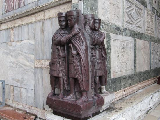 Roman Art - The Four Tetrarchs
