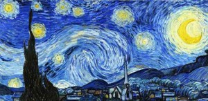 The Starry Night Post Impressionism
