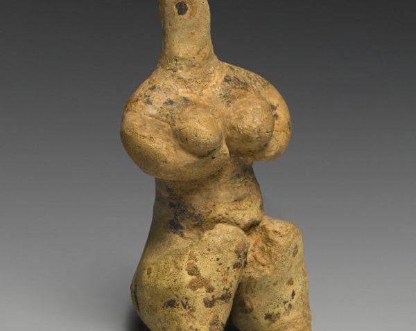 Terracotta Neolithic Art