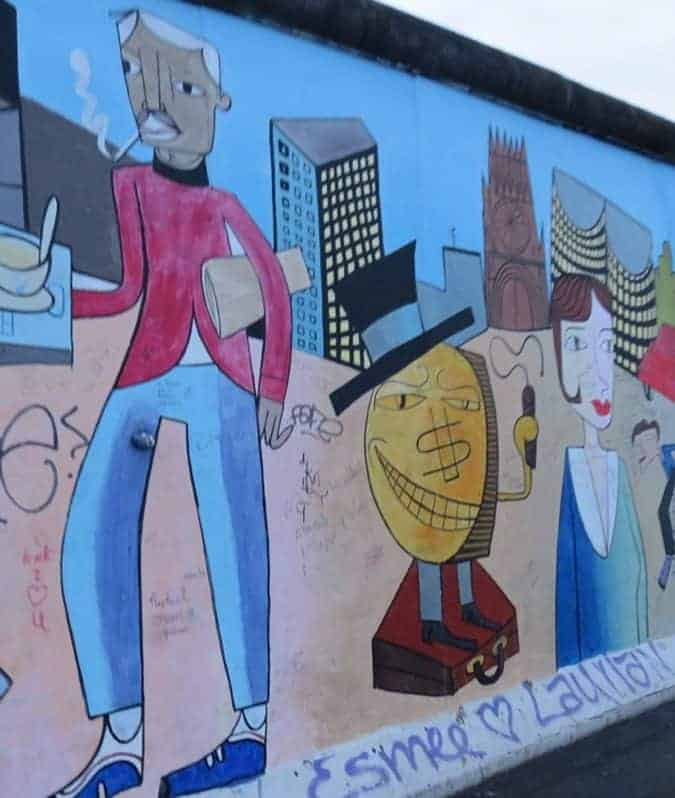 Street Art Has A Remarkable Attitude Satire And Creativity