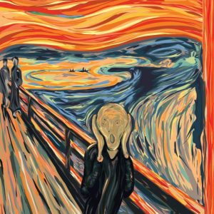 Der Schrei der Natur (The Scream of Nature)