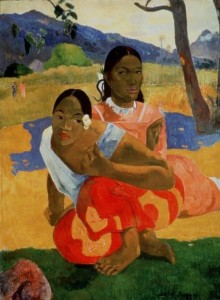 Nafea Faa Ipoipo (When Will You Marry?) by Paul Gauguin