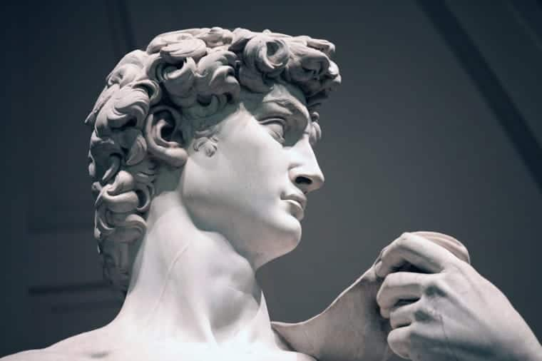 david-sculpture