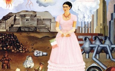 Frida Kahlo Paintings
