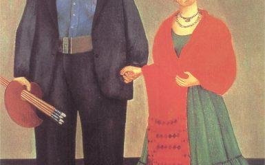 Frida and Deigo Riveria Frida Kahlo
