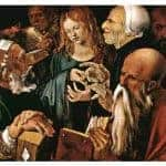 Spirituality in Art depicted by Christ among Doctors
