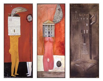 Femme Maison by Louise Bourgeois