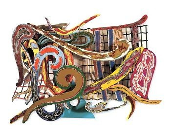 shoubeegi by frank stella