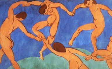 Henri Matisse paintings dance