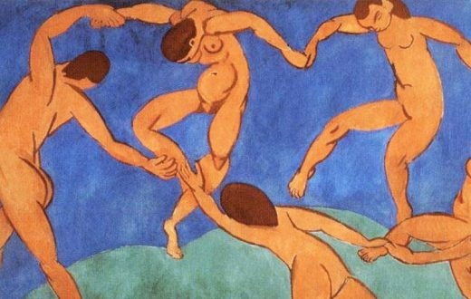 Henri Matisse paintings dance