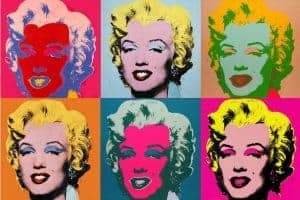 Andy Warhol Famous Paintings