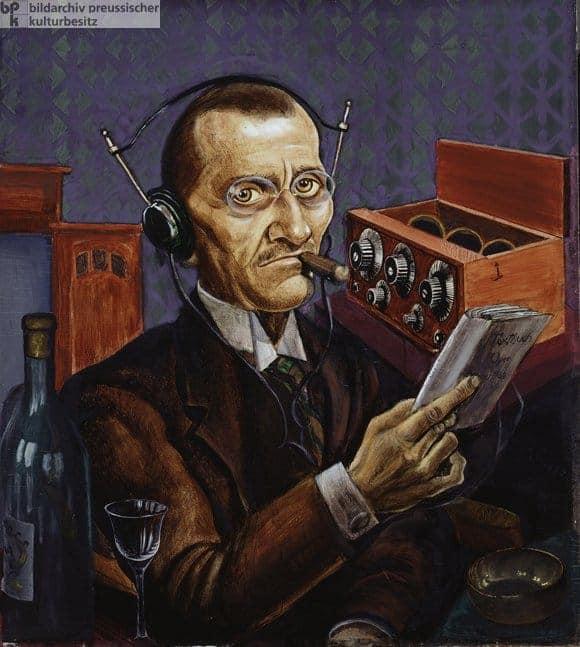 Der Radionist by Kurt Gunter