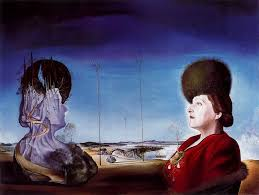 Portrait of Madame Isabel Styler-Tas by Salvador Dali