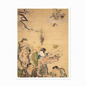 Eight Daoist Immortals