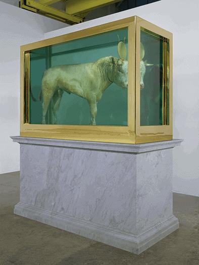 Golden Calf 10 most expensive artwork