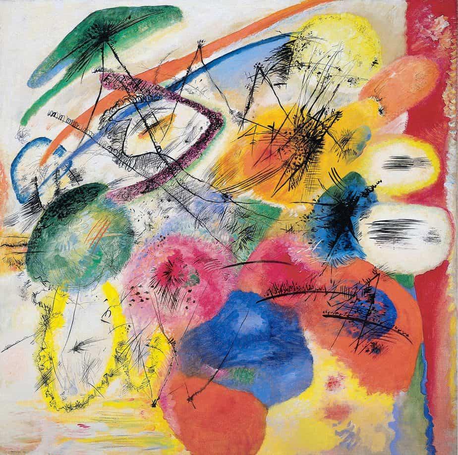 Black Lines famous artwork