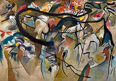 Composition V Wassily Kandinsky