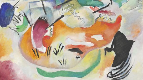 Improvisation 31 Famous Painting by kandinsky