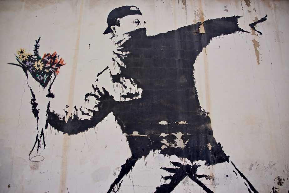 Rage, Flower Thrower – Jerusalem