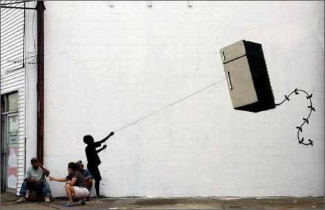 Banksy-New-Orleans-Fridge