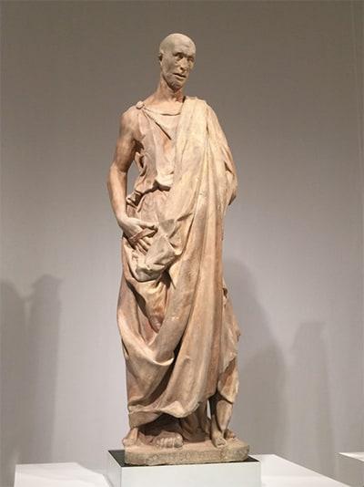 Zuccone Famous Work By Donatello