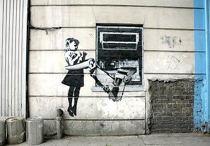 Cash Machine Girl – London