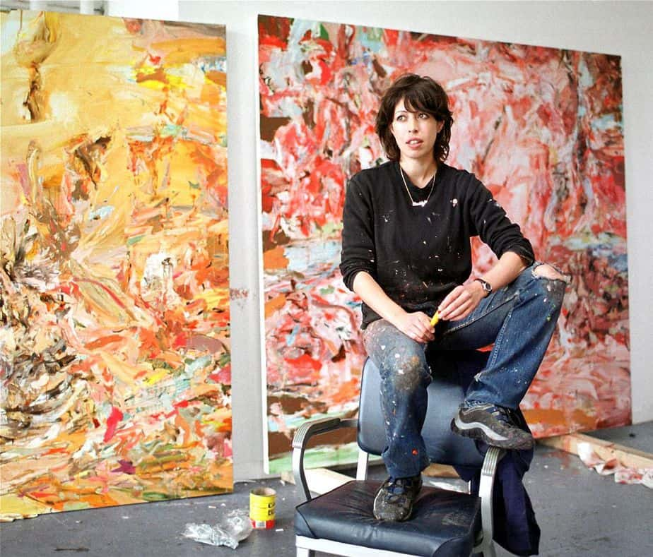 Cecily Brown Influential Contemporary Artists