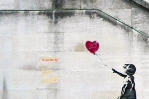 famous banksy artworks