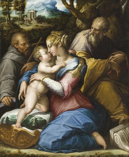 Giorge Varsi Artwork Facts about Giorgio Vasari